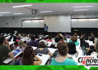 Reunião primeiro bimestre - Ensino Médio