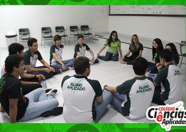 Orientação Profissional para alunos do Ensino Médio