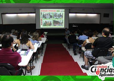 Reunião primeiro bimestre - Ensino Fundamental