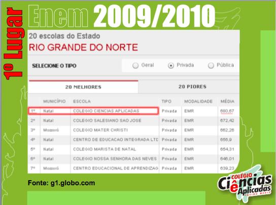 4cca enem _2009_10