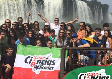 Aula de Campo Foz do Iguaçu