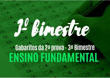 Gabaritos - Ensino Fundamental