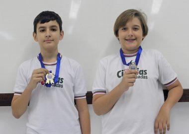 Olimpíada de Robótica: colégio leva prêmio de Melhor Escola Estreante
