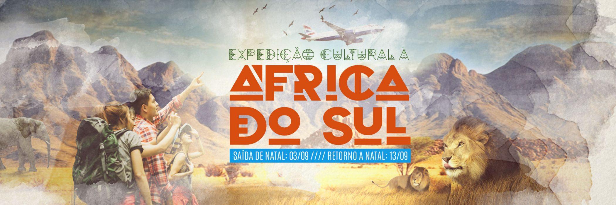 Expedição Cultural À África do Sul