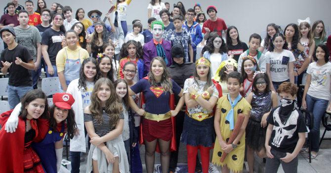 Carnaval 2019 Ciências Aplicadas