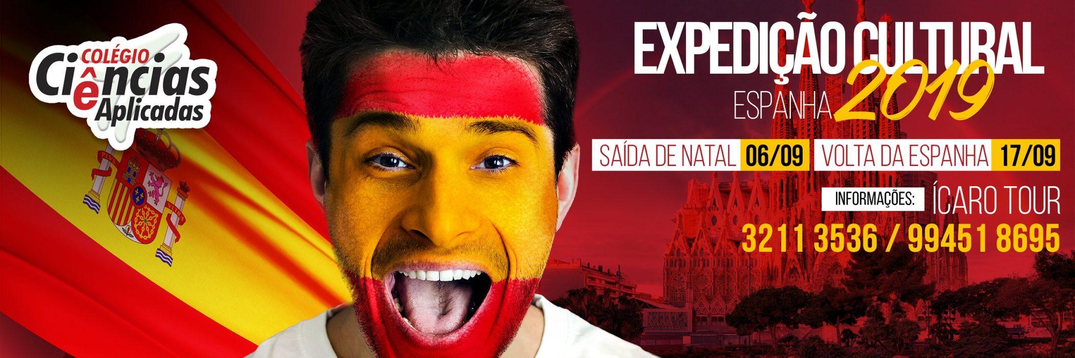 Expedição Cultural Espanha